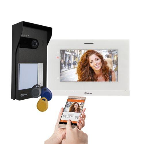 "Kit vidéo Soul 7"" pro WIFI photo du produit"
