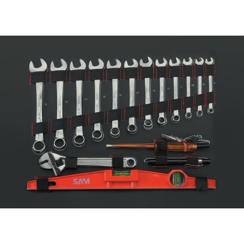 Valise séduction 145 outils - SAM OUTILLAGE - CP146Z pas cher Secondaire 1 L