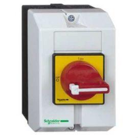 Coffret VARIO 3P interrupteur sectionneur 16A photo du produit