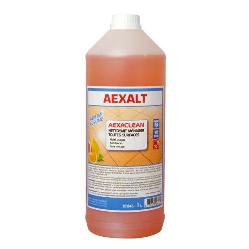 Nettoyant ménager Aexalt Aexaclean Agrume photo du produit