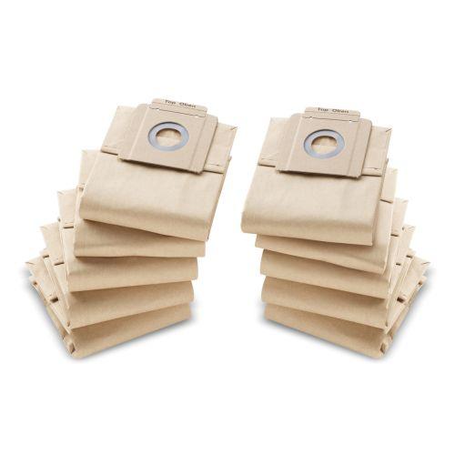 Sachet de filtres papier 10 St. Kärcher photo du produit