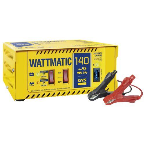 Chargeur WATTMATIC 140 6 / 12 V - GYS - 025608 pas cher