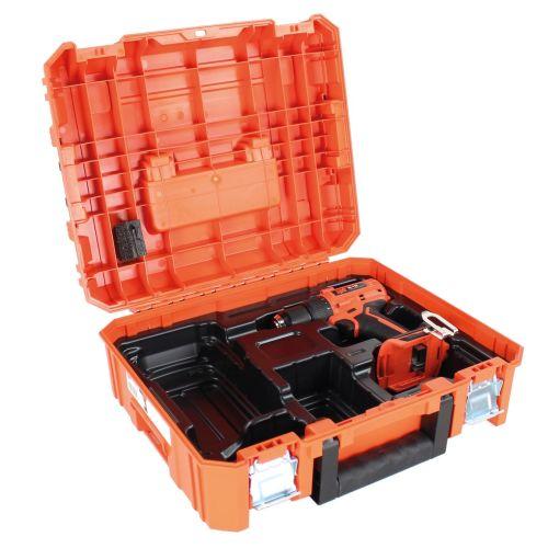 Visseuse sans fil Spit S18 18 V nue + coffret Keybox photo du produit Secondaire 4 L