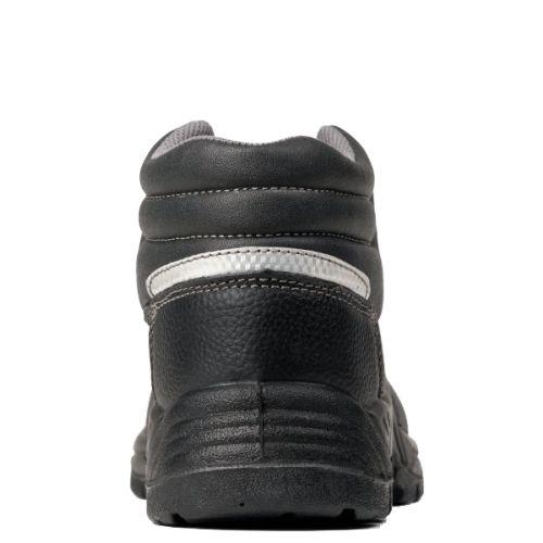 Chaussures de sécurité hautes en cuir fleur vachette AGATE II S3 SRC pointure 40 - COVERGUARD - 9AGH010040 pas cher Secondaire 4 L