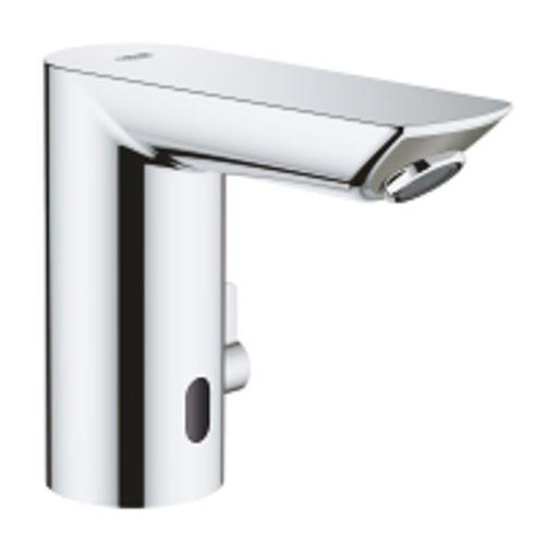 Mitigeur lavabo Grohe Bau Cosmo E infrarouge 6v photo du produit