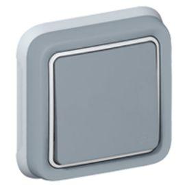 Va et vient gris ENCASTR+ photo du produit