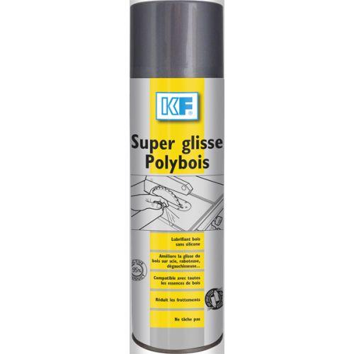Lubrifiant super glisse Polybois 400 ml - KF - 6190 pas cher