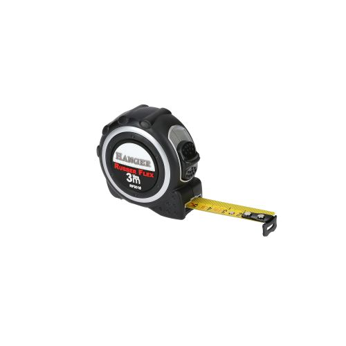 Mètre ruban 3 m x 16 mm 'Rubber Flex' - HANGER - 100030 pas cher Secondaire 1 L