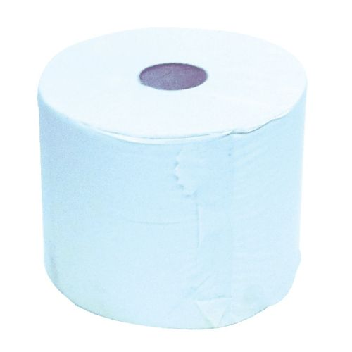 Bobines pure ouate blanc 2 plis photo du produit