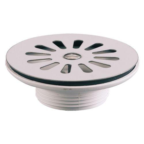 Bonde a grille Ø 60 PVC et laiton photo du produit Secondaire 3 L