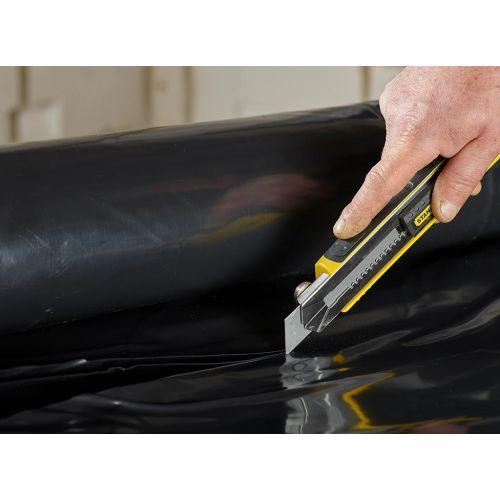 10 lames sécables de cutter 18 mm - STANLEY FATMAX - 2-11-718 pas cher Secondaire 4 L
