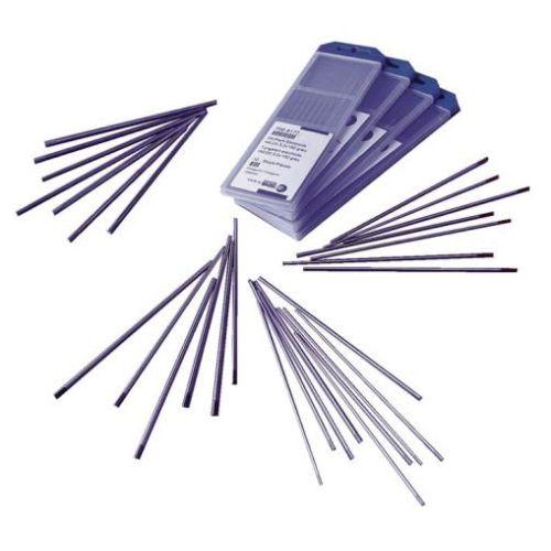 10 électrodes tungstène diamètre 3,2 x 150 mm PUR - ABICOR BINZEL - 700.0015 pas cher Secondaire 1 L