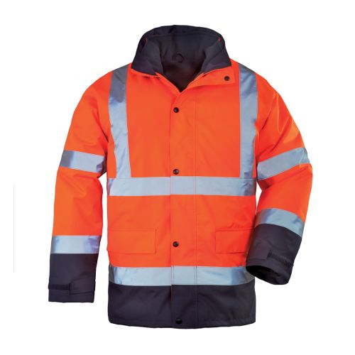 Parka ROADWAY 4/1 HIVIZ photo du produit