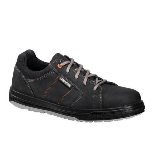 Sneaker bas de sécurité en cuir plein fleur Lemaitre SOULS30NR photo du produit