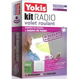 KIT Radio Volet Roulant Power YOKIS pas cher