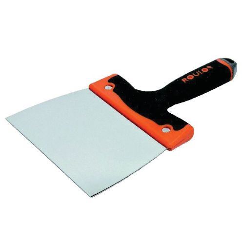 Couteau à enduire tri-matière inox 20 cm - TECHNO - T910185 pas cher Principale L