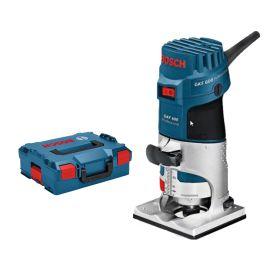 Affleureuse Bosch GKF 600 Professional 600 W + coffret L-BOOX 136 pas cher Principale M