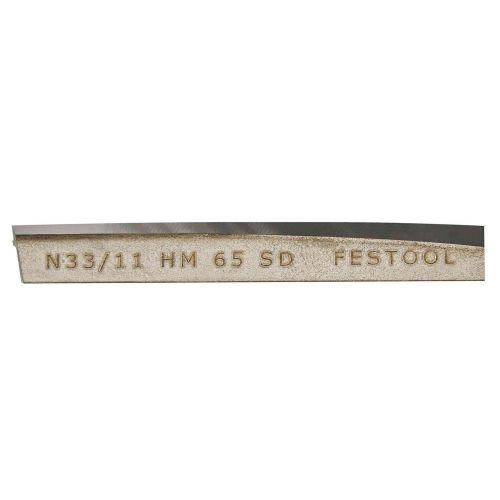 Couteaux hélicoïdaux Festool HW 65 photo du produit