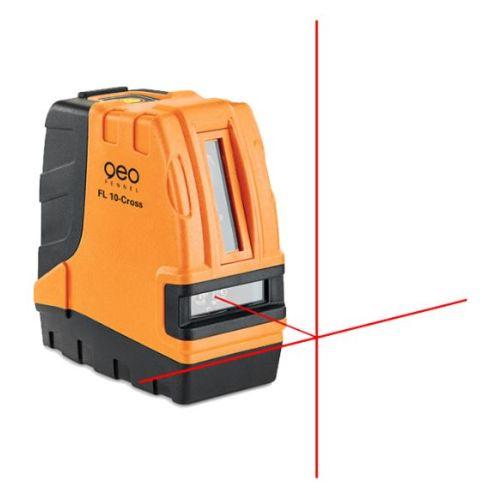 Laser lignes Geo Fennel FL10 CROSS set + trépied photo du produit Secondaire 1 L