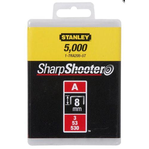 1000 agrafes 10,0 mm type A - STANLEY - 1-TRA206T pas cher Secondaire 2 L
