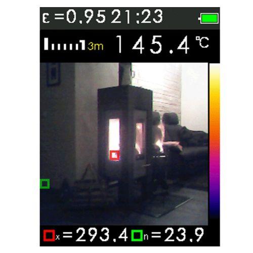 Caméra à imagerie thermique Geo Fennel FTI 300 photo du produit Secondaire 2 L