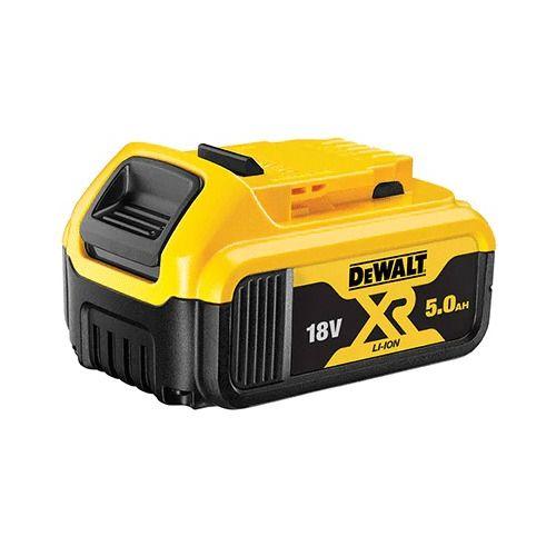 Batterie XR LI-ION DCB184 18 V - 5 Ah - DEWALT - DCB184 pas cher