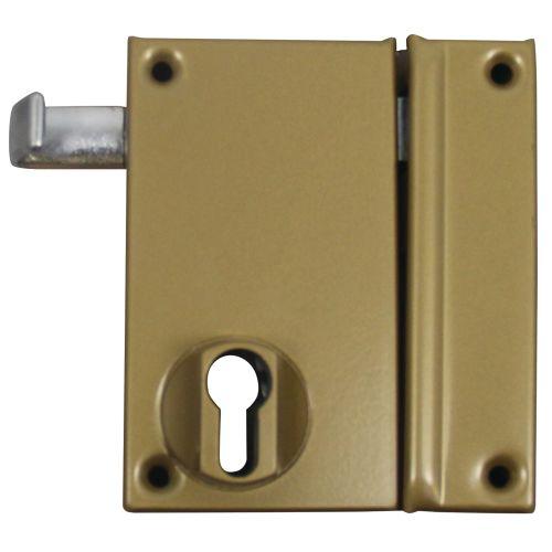 Monopoint en applique vertical à cylindre européen photo du produit Secondaire 4 L
