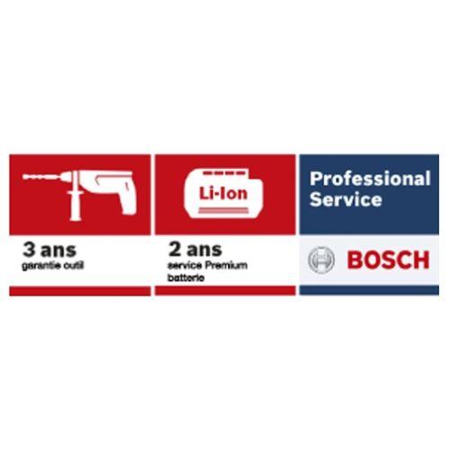 Ponceuse excentrique GEX 34-125 340 W en boîte carton - BOSCH - 0601372300 pas cher Secondaire 3 L