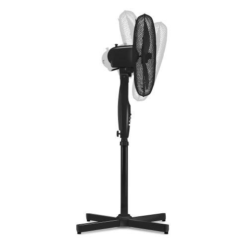 Ventilateur sur pied 50W 3 vitesses noir photo du produit Secondaire 1 L