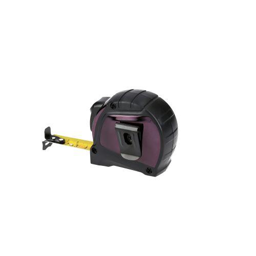 Mètre ruban 10 m x 25 mm 'Pull Lock' - HANGER - 100043 pas cher Secondaire 3 L