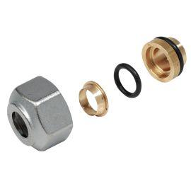 Adaptateur pour tube en cuivre Giacomini R178 photo du produit Principale M