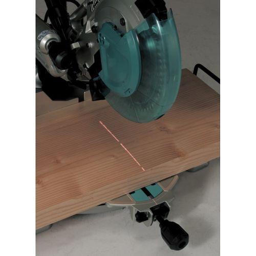 Scie à onglet radiale 260 mm 1510W en boite carton - MAKITA - LS1019L pas cher Secondaire 2 L