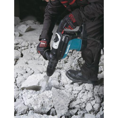 Perforateur-burineur SDS-MAX 1100W en coffret standard - MAKITA - HR4010C pas cher Secondaire 1 L