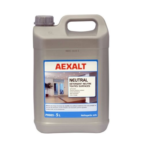 Nettoyant Neutral Aexalt PH005 photo du produit