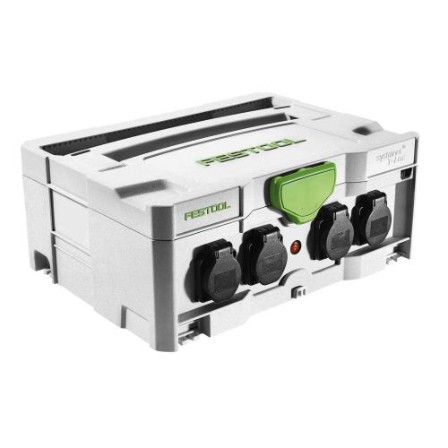 Boîtier rallonge SYS-PowerHub Festool SYS-PH FR/BE/CZ/SK/PL photo du produit