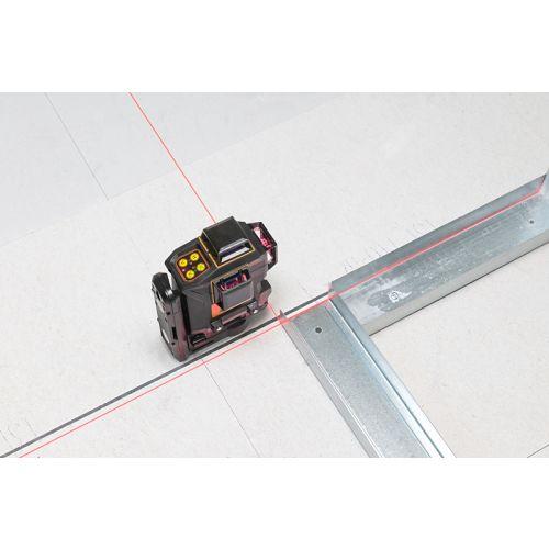 Laser multi plans Geo Fennel GEO6X SP kit rouge en coffret standard photo du produit Secondaire 2 L