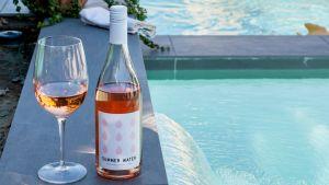 Rosé Wine is Pink