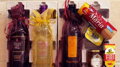 Gold Medal International Series with Gourmet Adventure Gift Package