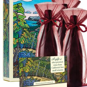 Gift Packaging from The Gold Medal Wine Club