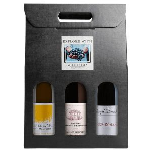 Classic Burgundy Wine Gift Set
