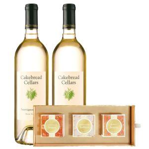 Sauvignon Blanc & Gourmet Wine Gummies Gift Box