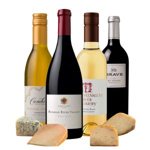 Jackson Family Wine & Cheese Pairings