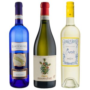 Sweet Dreams Start with a Sweet Wine Sampler