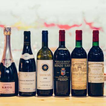 Ultra-Premium Italian Wines for Connoisseurs