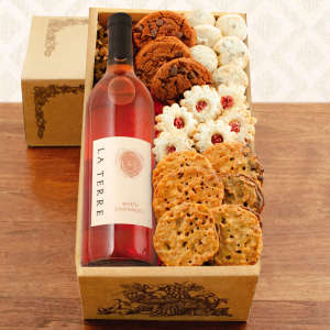 Sweet Wine & Cookies for a Sweet Tooth!