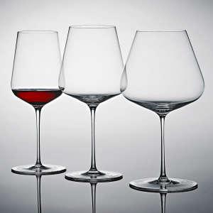 3-Piece Wine Glass Set by Zalto Denk'Art
