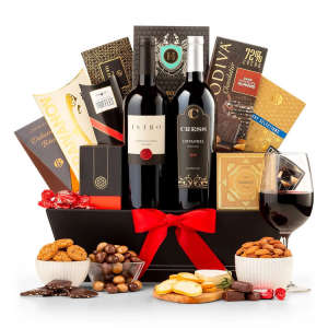 The 5th Avenue Grand Wine Gift Basket