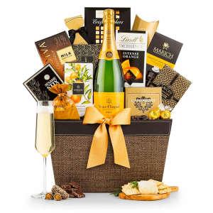 Veuve Cliquot Tasting Gift Basket