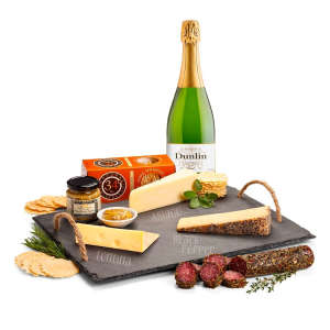 A Party in a Box — Sparkling Wine & Charcuterie