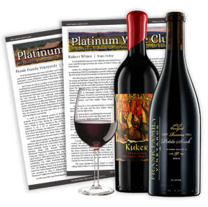 Platinum / 3-Month Wine Club Gift